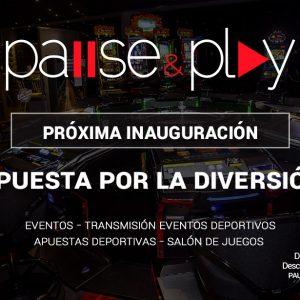 Pause & Play – Inauguración