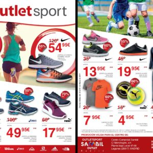 Outlet Sport – Apertura en Sambil
