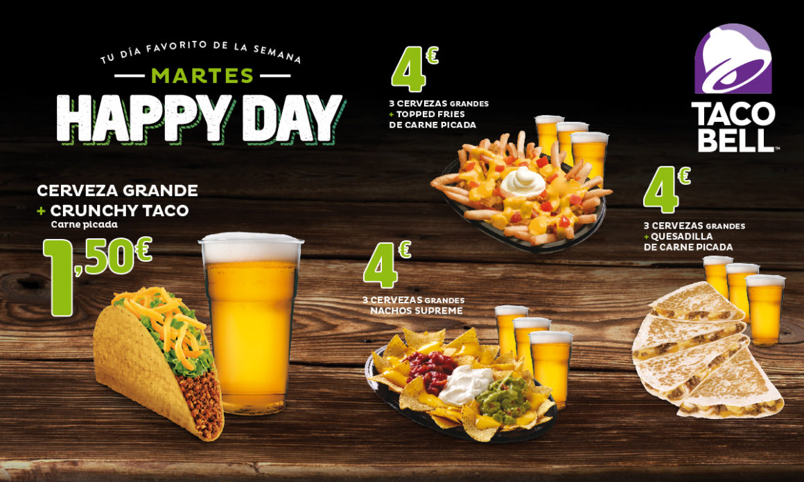 Taco Bell – Happy Day
