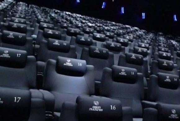 Un día en el cine más novedoso de Europa.