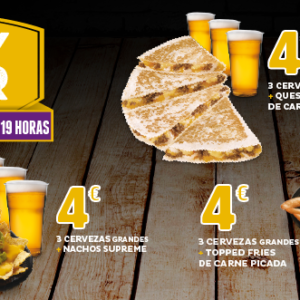 Taco Bell – Happy Hour