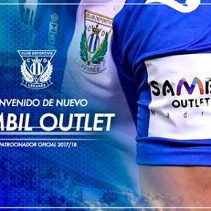 Renovamos esponsorización con el Club Deportivo Leganés