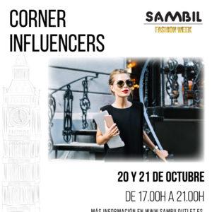 Corner de Influencers