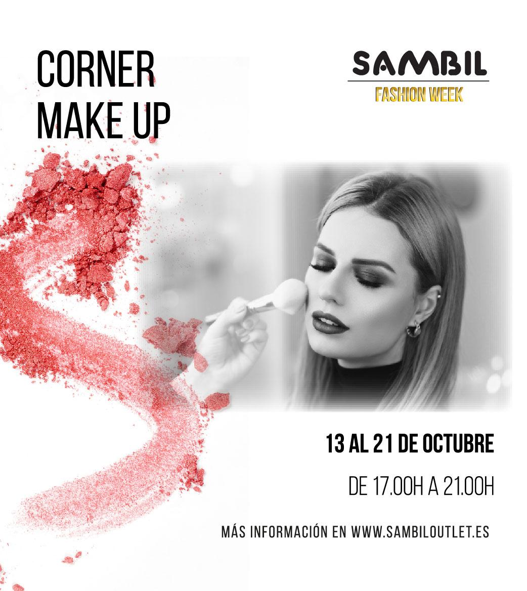 Corner de Maquillaje