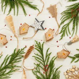 ¡Decora tu mesa esta Navidad!