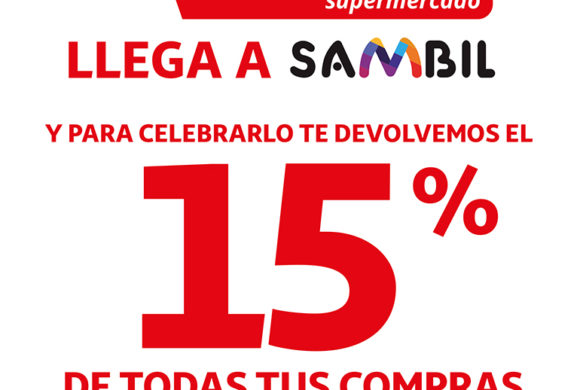 Alcampo Supermercado llega a Sambil