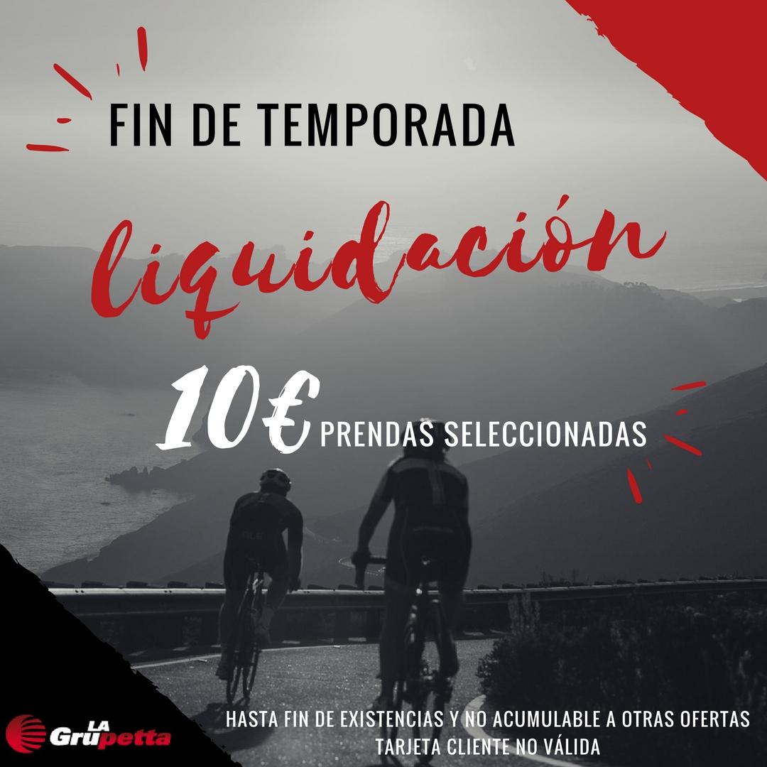 LIQUIDACIÓN EN LA GRUPETTA