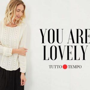 Viste a la mujer en todos los momentos con Tutto Tempo