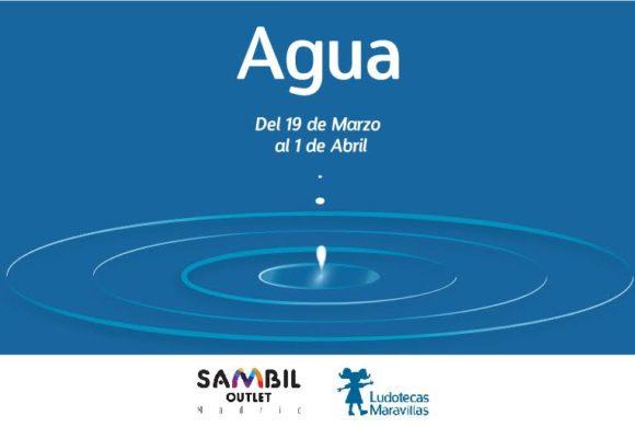 DÍA MUNDIAL DEL AGUA EN LUDOTECAS MARAVILLAS