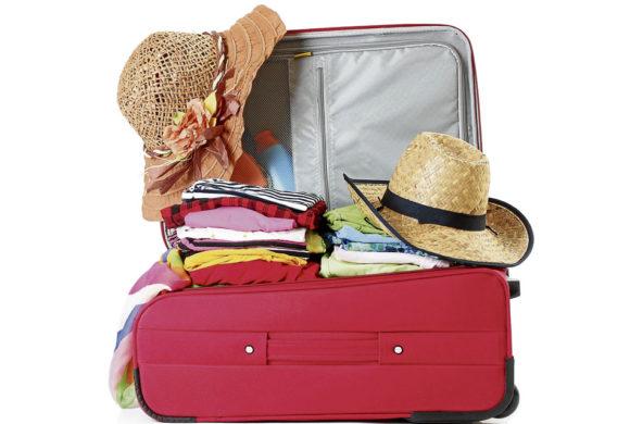 Consejos para hacer la maleta como un profesional