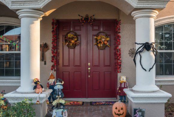 Convierte tu casa en la del terror
