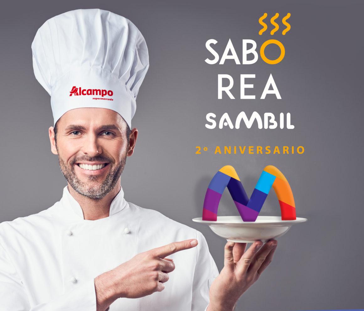 2º ANIVERSARIO SAMBIL OUTLET – SABOREA SAMBIL