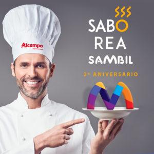 RECETAS DE LOS SHOW COOKING EN SABOREA SAMBIL