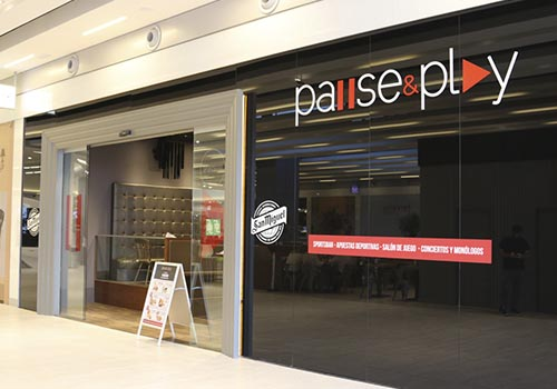 ¡Ya ha abierto nuestro local Pause & Play!