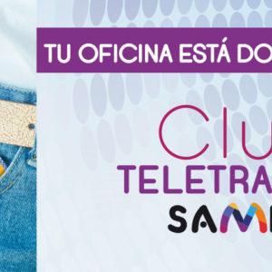 LLEGA EL CLUB DEL TELETRABAJO A SAMBIL
