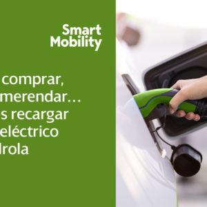 Iberdrola y Sambil Outlet Madrid apuestan por  la movilidad eléctrica