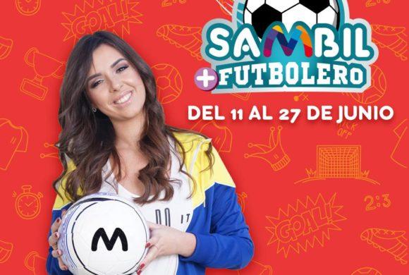 SAMBIL + FUTBOLERO